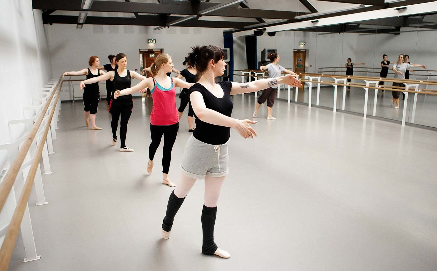 Adult ballet classes perth
