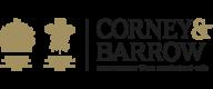 Corney Barrow Logo