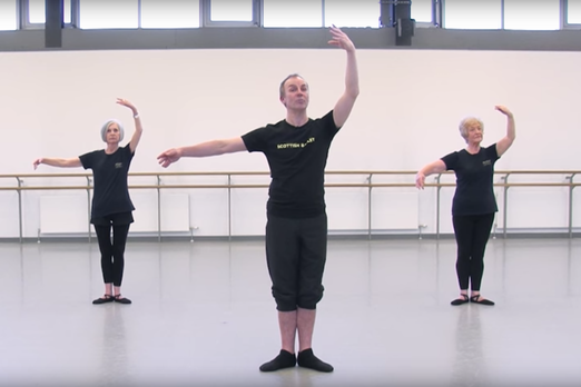 Health & Fitness Episode 6: Ballet for 55+ (Barre